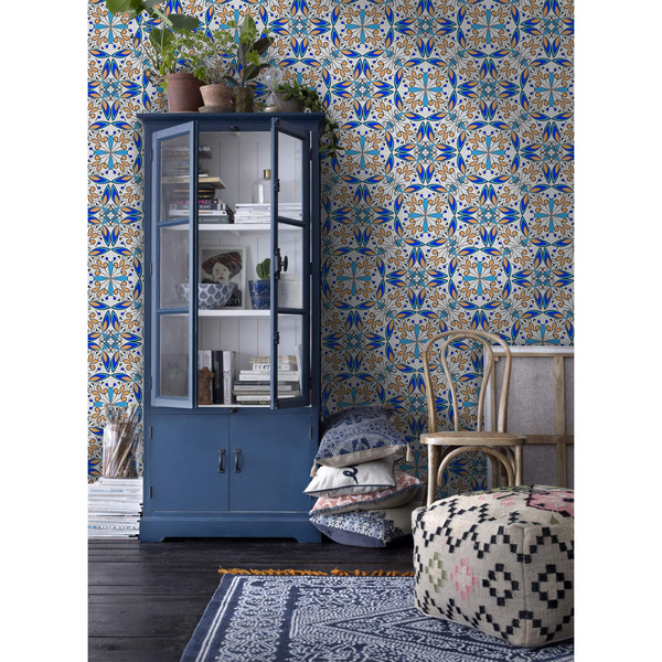 Wallpaper Fabulous Moroccan Pattern