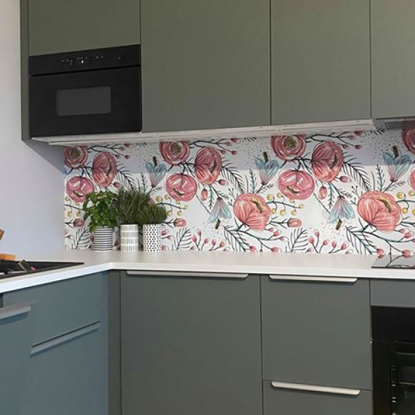Kitchen wallpapers