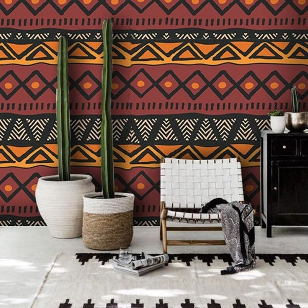 Ethnic Wallpapers Wall Murals Coloraydecor Com